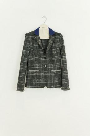 Anna Tweed Grey