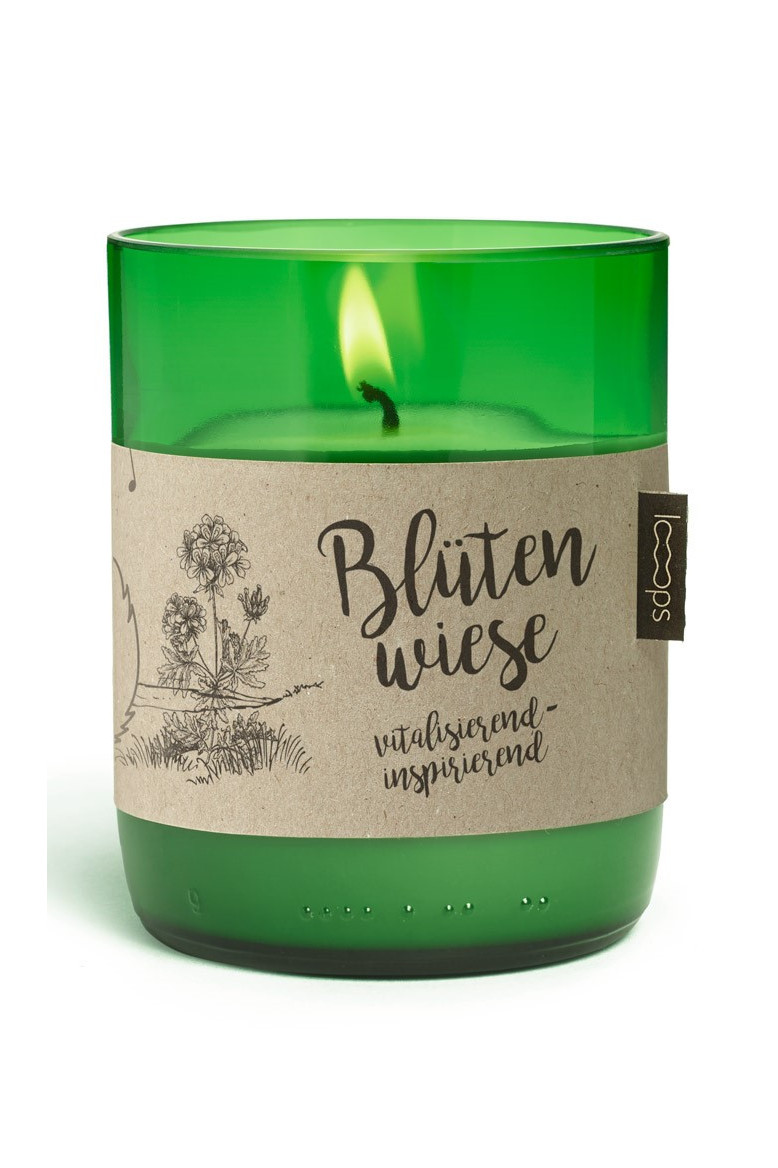 Scented Candle Blütenwiese
