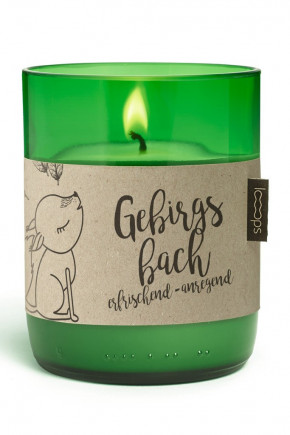 Scented Candle Gebirgsbach