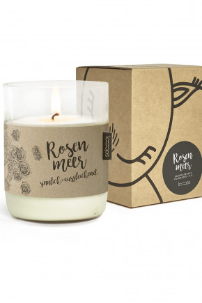Scented Candle Rosenmeer
